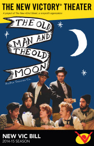 Old Man Old Moon Playbill Cover