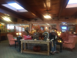 Woodloch Pines Lobby