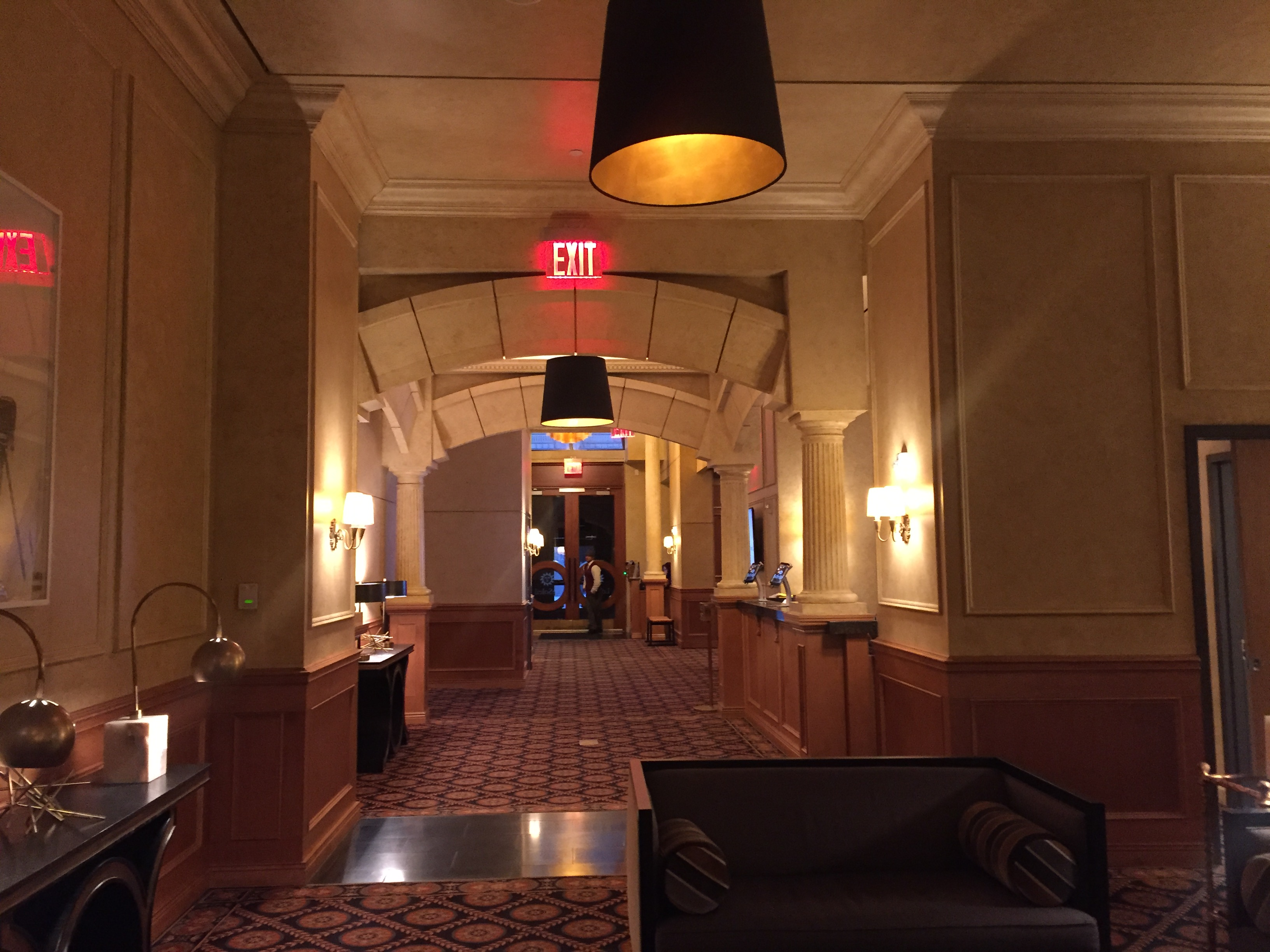Hotel le soleil in nyc offers a warm inviting repite for for Warm getaways from nyc
