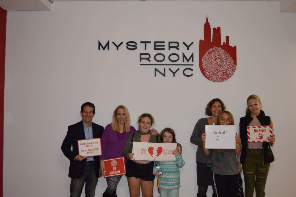 Escape the Ordinary – Mystery Room NYC: Review by Jamie Levine ...