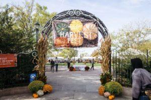 HarvestFestArchway