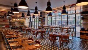 Harold's Restaurant, Arlo Soho